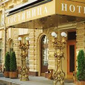 Гостиницы Уйского