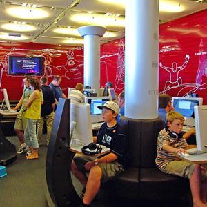 Интернет-кафе Уйского