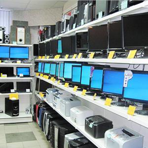 Компьютерные магазины Уйского