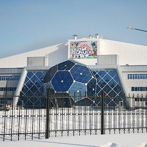 Спортивные комплексы Уйского