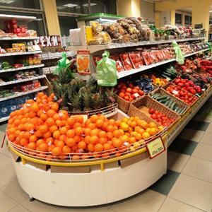 Супермаркеты Уйского